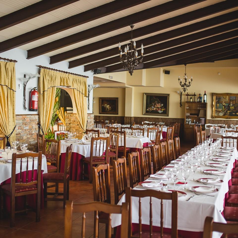 Restaurante se orio la ribera murcia mar menor for Sala x murcia